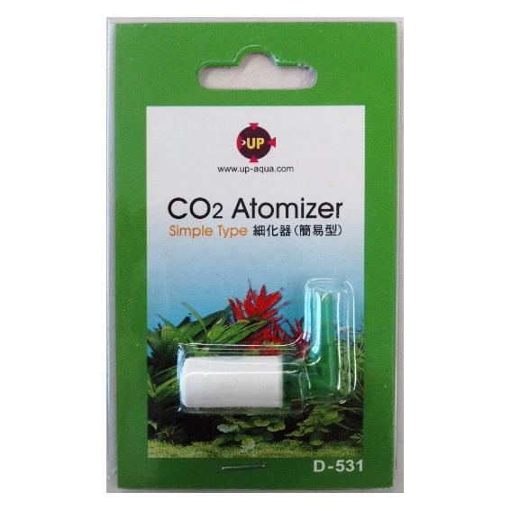 Vo CO2拡散セラミックストーン簡易型